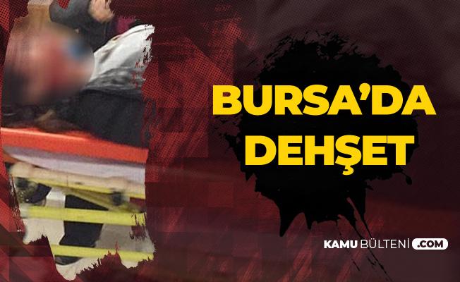 Bursa İnegöl'de Eski Sevgili Dehşeti !