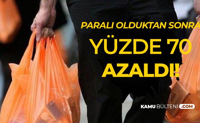 Çevre ve Şehircilik Bakanı Kurum'dan Plastik Poşet Açıklaması