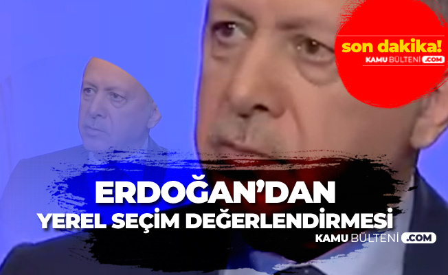 Cumhurbaşkanı Erdoğan: Adnan Menders Havalimanı'nı İzmir'e Biz Kazandırdık