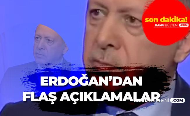 Cumhurbaşkanı Erdoğan'dan Yeni Askerlik Sistemi, Tanzim Satışlar, 31 Mart Yerel Seçimlerine İlişkin Tüm Açıklamalar