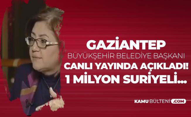 Fatma Şahin: 1 Milyon Suriyeli Ülkesine Dönecektir
