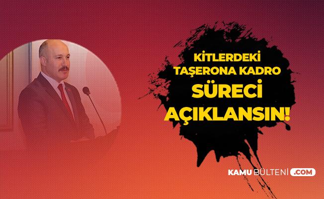 Güvenlik İş Sendikası'ndan 'KİT'lerdeki Taşerona Kadro' Açıklaması
