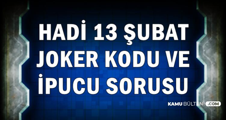 Hadi 13 Şubat Bip Joker Kodu ve İpucu: ilk görüntülü arama ne zaman yapıldı?