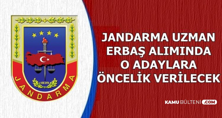 Jandarma Asayiş-Komando Uzman Erbaş Alımı İçin Yeni Gelişme!