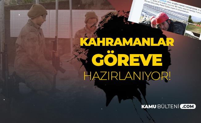 Jandarma Komando Okulundaki Kahraman Subay Adaylarımızın Temel Eğitimi Başarıyla Sona Erdi