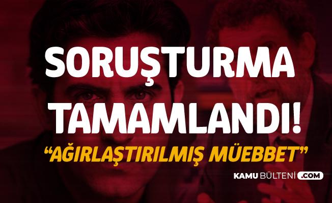 Osman Kavala ve Mehmet Ali Alabora Dahil 16 Kişiye Ağırlaştırılmış Müebbet İstendi