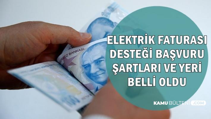 PTT'den Açıklama Geldi: Elektrik Faturası Desteği Başvuru Şartları ve Şekli Belli Oldu
