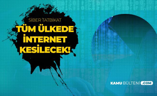 Rusya'da Siber Tatbikat! Tüm Ülkede İnternet Bağlantısını Kesecekler