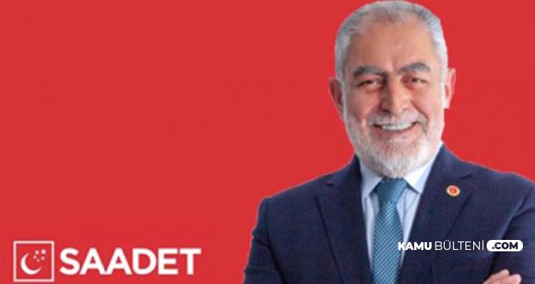 Saadet Partisinin İstanbul Büyükşehir Belediye Başkan Adayı Gökçınar Resmi Başvurusunu Yaptı