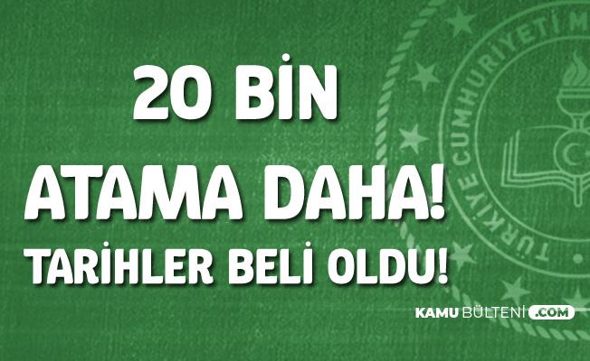 Son Dakika: Erdoğan Açıkladı 40 Bin Atama Yapılacak