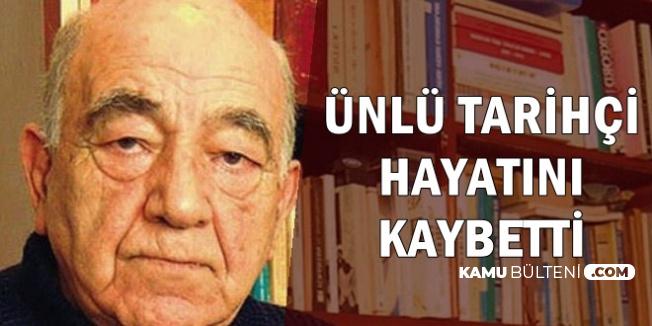 Tarihçi Kemal Karpat Hayatını Kaybetti (Kemal Karpat Kimdir?)