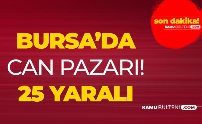 Bursa'da Son Dakika! Uludağ Yolunda Otobüs Devrildi - Kazaya İlişkin Son Bilgiler Haber Merkezlerine Ulaştı