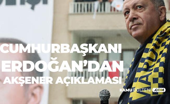 Cumhurbaşkanı Erdoğan'dan Son Dakika Meral Akşener Açıklaması: Avukatları Görevlendirdik