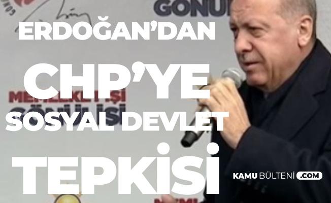 Cumhurbaşkanı Erdoğan'dan Tanzim Satış Açıklaması: Sahadan Çekiliriz