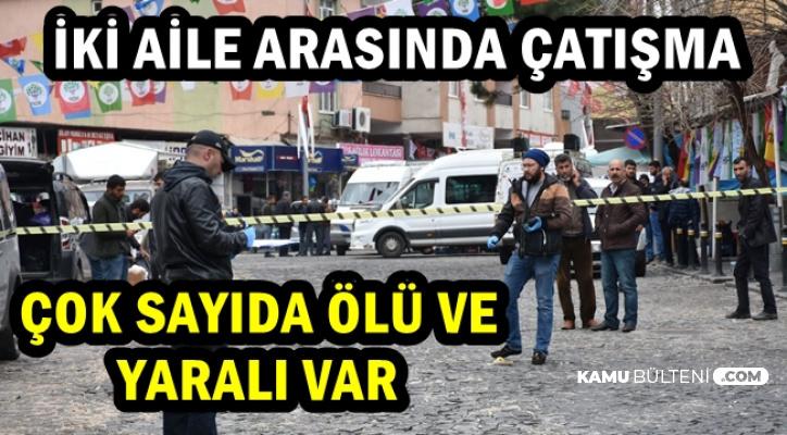 Diyarbakır Hani'de Büyük Kavga: Çok Sayıda Ölü ve Yaralı Var