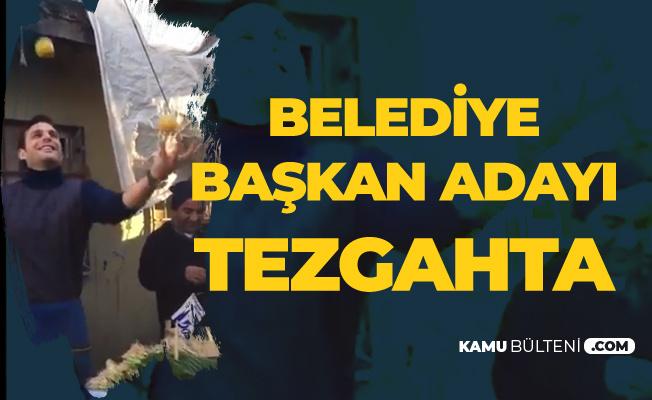Kağıthane Belediye Başkan Adayı Mehmet Aslan : Birileri Sarayda Biz Pazarda
