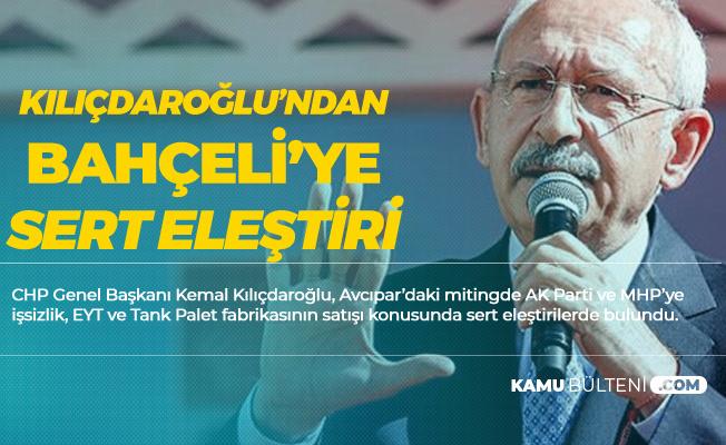 Kemal Kılıçdaroğlu: İşsizlik Başını Aldı Gidiyor, EYT'lilerin Durumu Mağlum