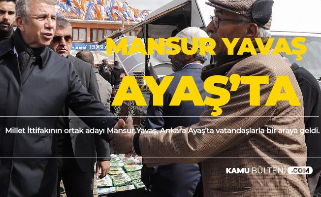 Mansur Yavaş: Onların Şöyle Bir Zihniyeti Var ! Herkes Seçime Girebilir Ama Kazanmak Yasak