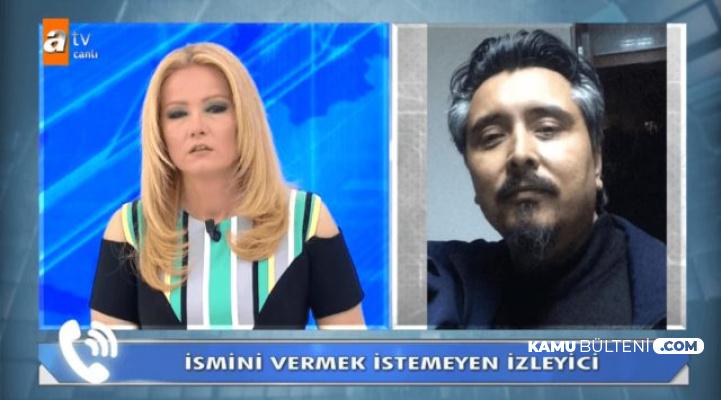 Müge Anlı'da Skandal: Cinlerime Haber Verdim Dedi ve..