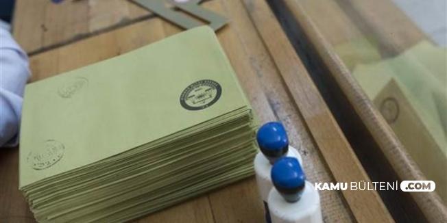 Oy Pusulasının Fotoğrafını Çekip Paylaşanlar Dikkat: İşte Cezası