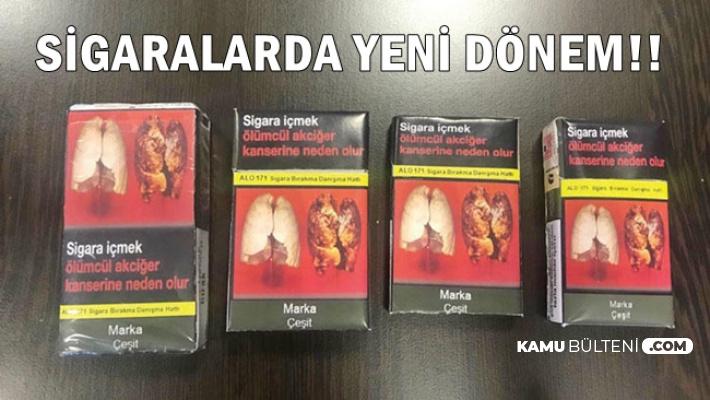 Sigarada Yeni Dönem Başladı-İşte Yeni Düzenleme