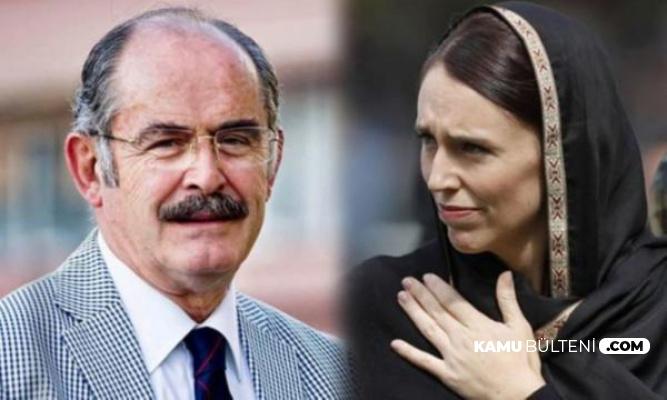 Yeni Zelanda Başbakanı Ardem'den Yılmaz Büyükerşen'e Mektup