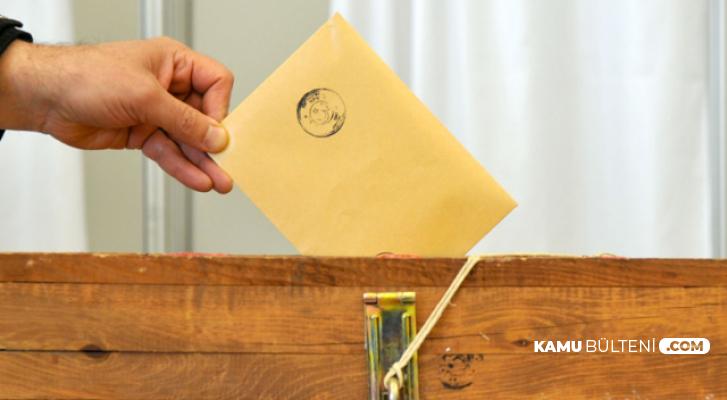 Yerel Seçim Oy Kullanma Saatleri-Seçim Yasakları (Doğu ve Batı İllerinde Kaçta Başlayacak , Kaçta Bitecek?)