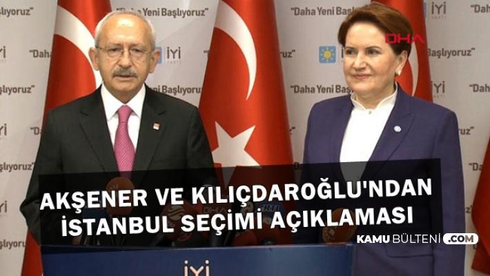 İstanbul Seçim Sonucunda Son Durum Açıklandı