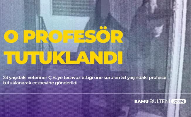 Ankara Üniversitesi'nden Açıklama Gelmişti! O Profesör Tecavüz İddiasıyla Tutuklandı