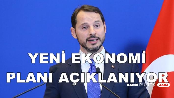 Berat Albayrak Yeni Ekonomi Planını Açıkladı