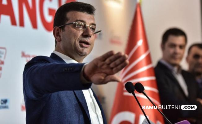 Ekrem imamoğlu'ndan Yeniden Seçim Açıklaması