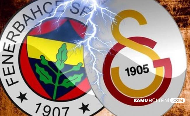 Fenerbahçe Galatasaray Maçının Hakemi Belli Oldu (Maç Ne Zaman, Saat Kaçta, Hangi Kanalda?)