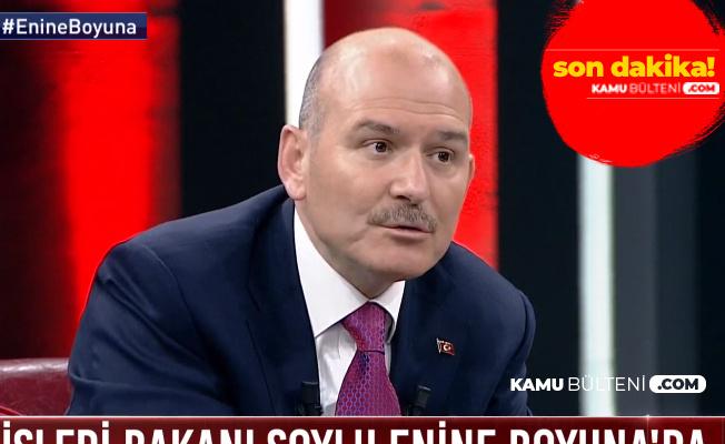 İçişleri Bakanı Süleyman Soylu'dan Son Dakika Açıklamaları : Kılıçdaroğlu'na Biz 18 Koruma Tahsis Ettik