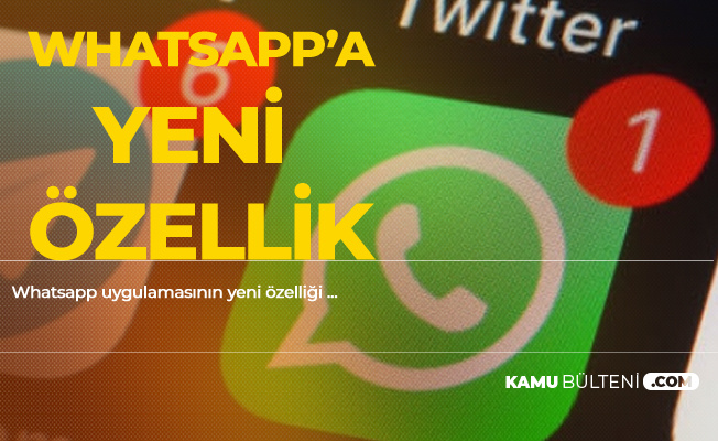 İphone'dan Sonra Android'e de Geliyor! Whatsapp'a Flaş Özellik!