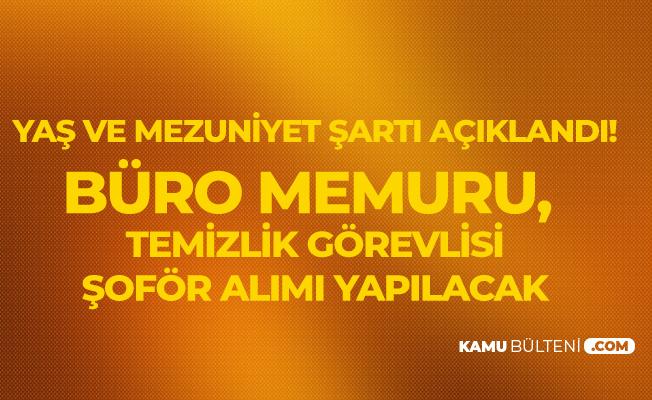İstanbul Üniversitesi'ne Temizlik Görevlisi Alınacak - 45 Yaş Şartı