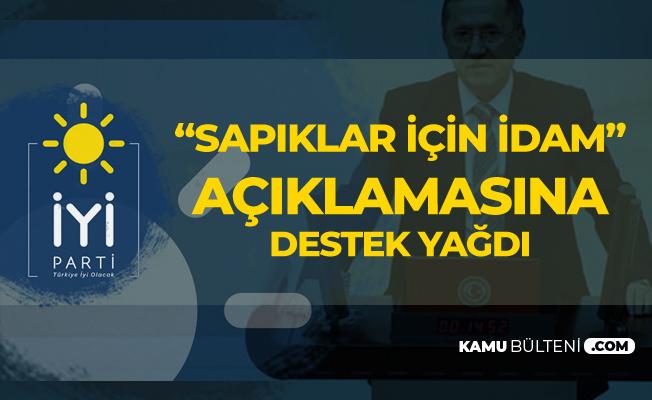 İYİ Partili Lütfü Türkkan'dan Flaş 'Çocuk İstismarcıları için İdam' Açıklaması