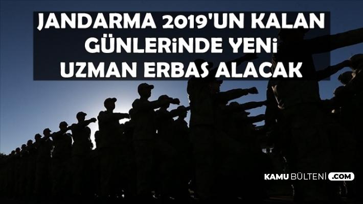 Jandarma 2019'da Yine Uzman Erbaş Alımı Yapacak-İşte Beklenen Tarih