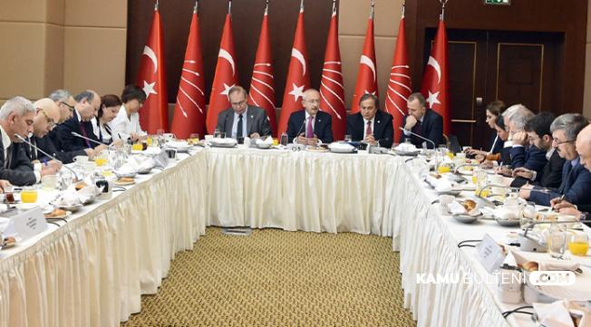Kılıçdaroğlu'ndan Memur Sen Açıklaması: İktidar Sendikası