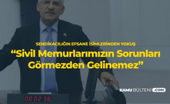 Konya Milletvekili Yokuş, EGM Bünyesindeki Sivil Memurlar ile Bir Araya Geldi