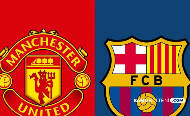 Manchester United Barcelona Maçı Saat Kaçta , Hangi Kanalda? İddaa Tahmini