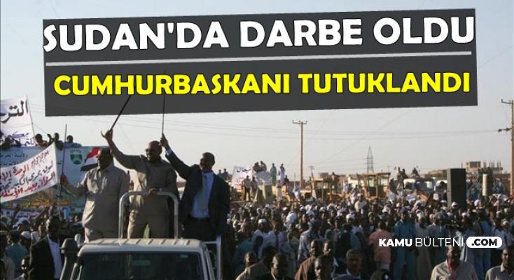 Sudan'da Darbe Oldu Cumhurbaşkanı Tutuklandı (Sudan'da Ne Oluyor, Neden Darbe Oldu?)