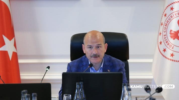 Süleyman Soylu'dan Türk Polis Teşkilatı Doğum Günü Mesajı