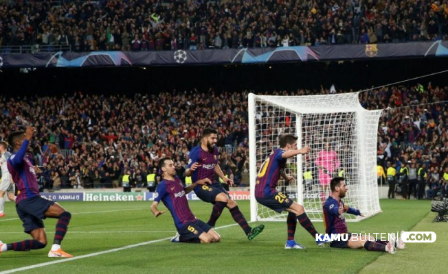 Barcelona: 3 Liverpool: 0 Maç Özeti