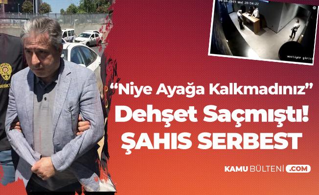 Beşiktaş'ta Çalışanlarını 'Niye Ayağa Kalkmadınız' Diyerek Döven Mekan Sahibi Serbest Bırakıldı