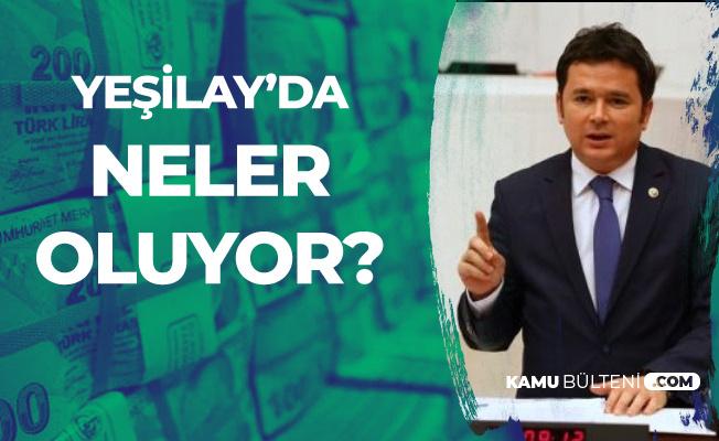Bursa Milletvekili Erkan Aydın'dan 'Yeşilay' Sorusu 'Lüks Harcamalar'