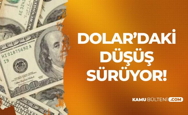 Dolar'da Sert Düşüş! Son Dakika Güncel Döviz Fiyatları