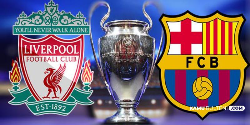 İngiltere'de İkinci PSG Vakası-Barcelona Liverpool Karşısında Dağıldı
