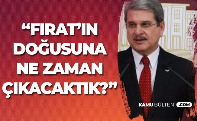 """İYİ Partili Aytun Çıray : """"Fırat'ın doğusuna ne zaman çıkacaktık?""""  Manşeti Atabilecek Gazete Biliyor Musunuz?"""