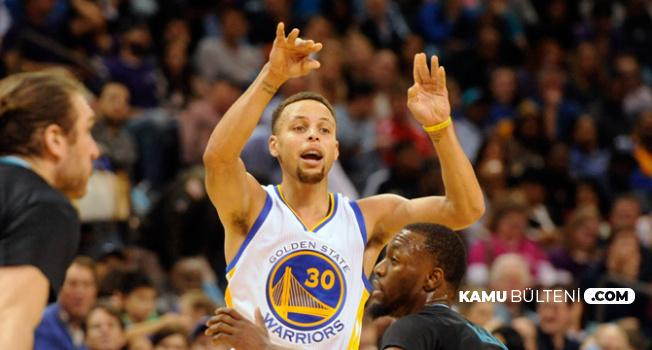 James Harden Tek Başına Curry ve Durant'a Yetmedi: Golden State Warriors Avantajı Yakaladı