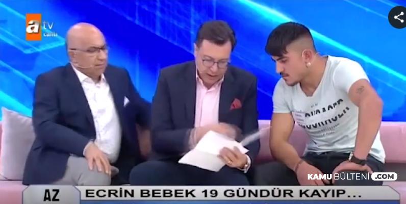 Kayıp Ecrin Olayında Skandal Detay: Üvey Amcanın Telefon Geçmişinde..